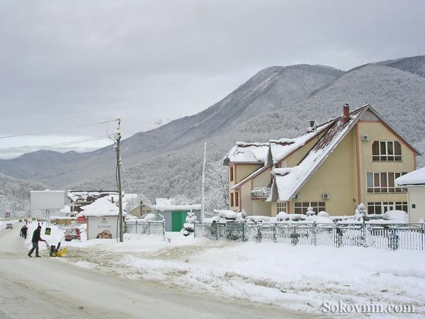 Посёлок Эсто-Садок