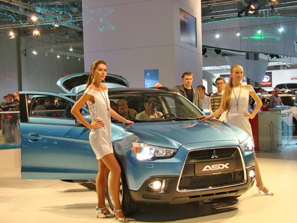 Московский Международный Автомобильный Салон/ММАС 2010
