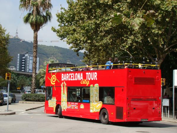Автобус Барселона тур