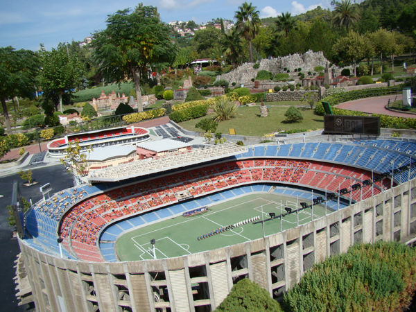 Стадион в Барселоне