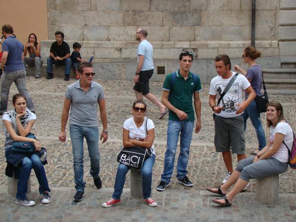 Молодёжь Барселоны