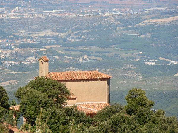 Монтсеррат в Каталонии