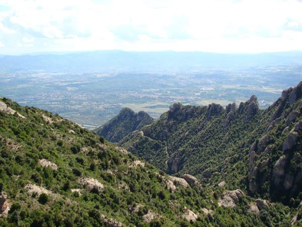 Montserrat rock