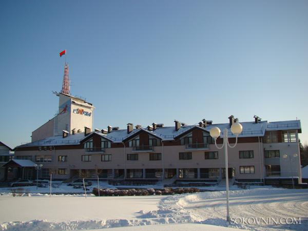 Гостиница в Силичах