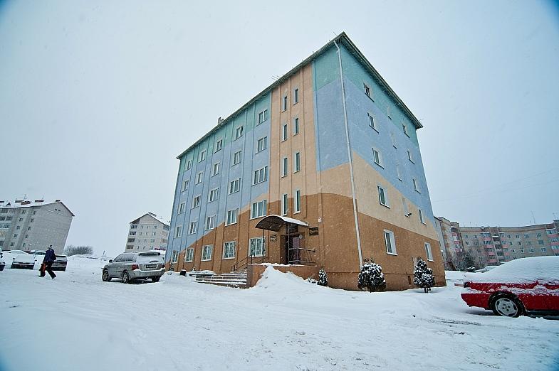 Гостиница Олимп в Логойске