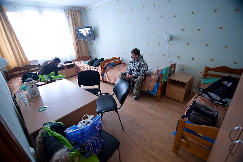 Номер в гостинице Олимп