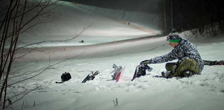 Сноуборды в Логойске