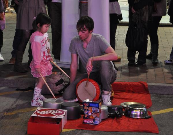 Дети в Гонконге
