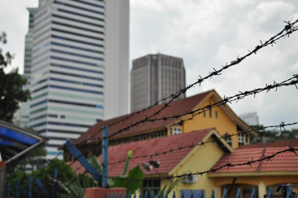 Частные дома в Куала-Лумпуре