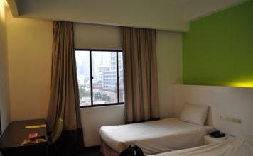 отель citrus в куала-лумпуре