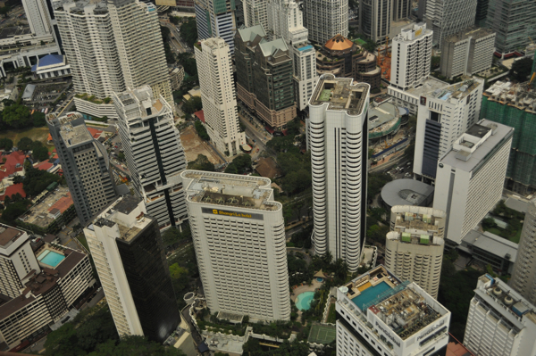 Небоскрёбы Куала Лумпура