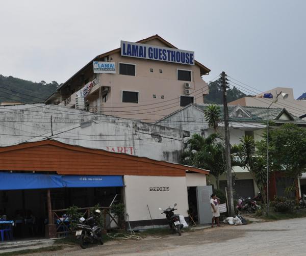 Гестхаус Lamai в Патонге на Пхукете