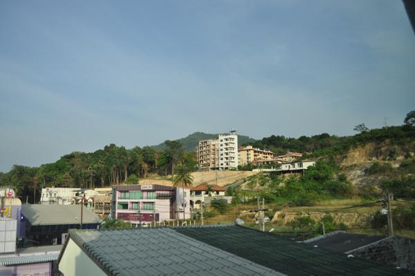 Вид из окна на Пхукете