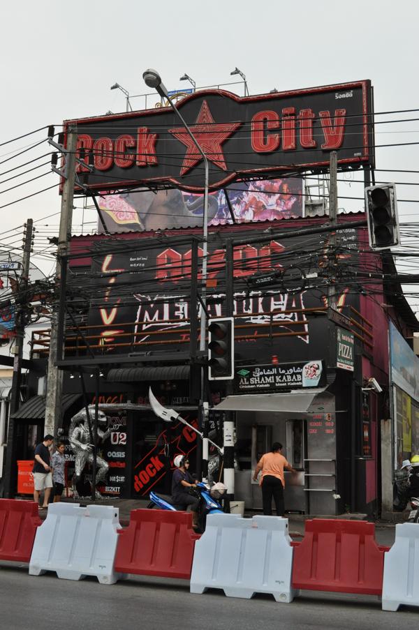 Рок бары в Патонге