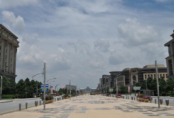 Улицы в Путраджае