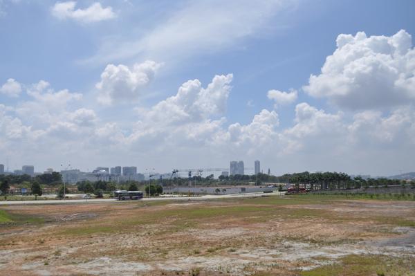 Путраджая столица Малайзии