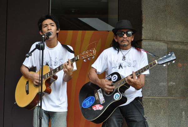 Рок музыканты в Малайзии