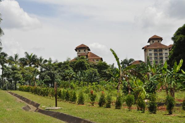 Жилые дома в Путраджае