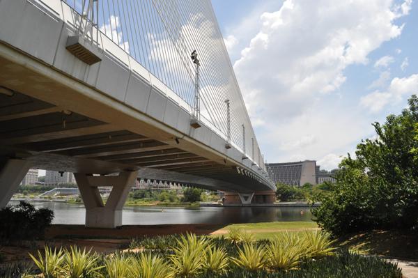 Мост в Путраджае