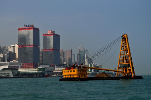 Паром Гонконг