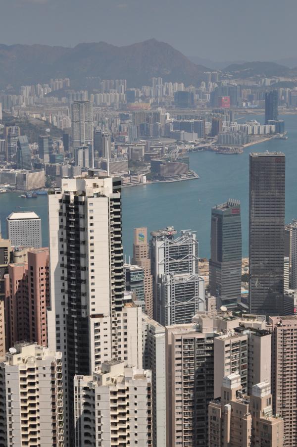 Расскажите мне о Гонконге
