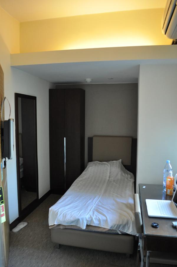 Номер в отеле Casa Гонконг