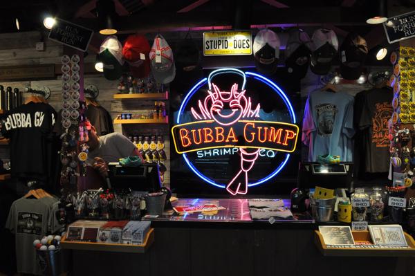 Магазин Бубба Гамп