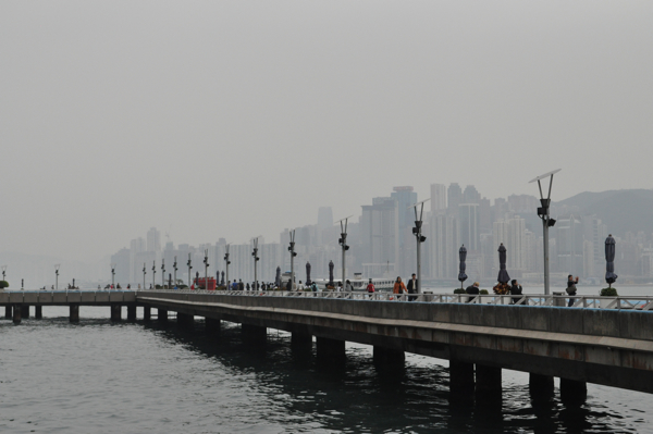 Аллея звёзд Гонконг