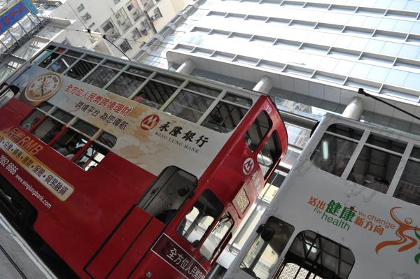 Гонгонские трамваи