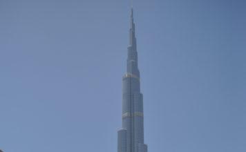 Башня Burj Al Arab в Дубае
