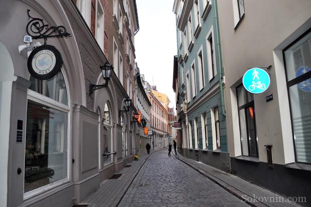Поездка в Латвию на машине