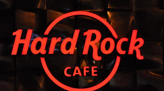 Хард рок кафе в Бангкоке