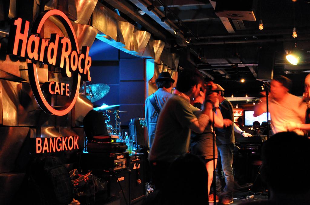 Hard Rock Cafe Bangkok