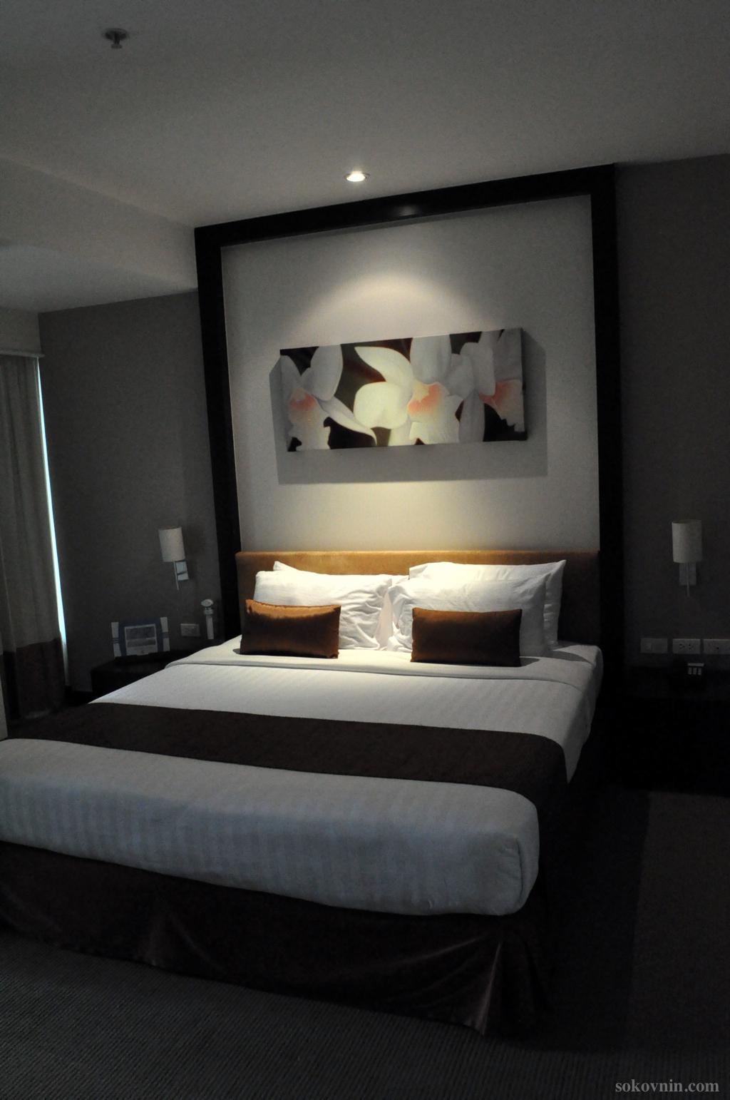 Отель Somerset Park Suanplu в Бангкоке
