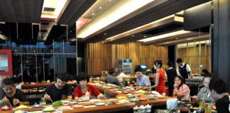 Интересное кафе в бангкоке