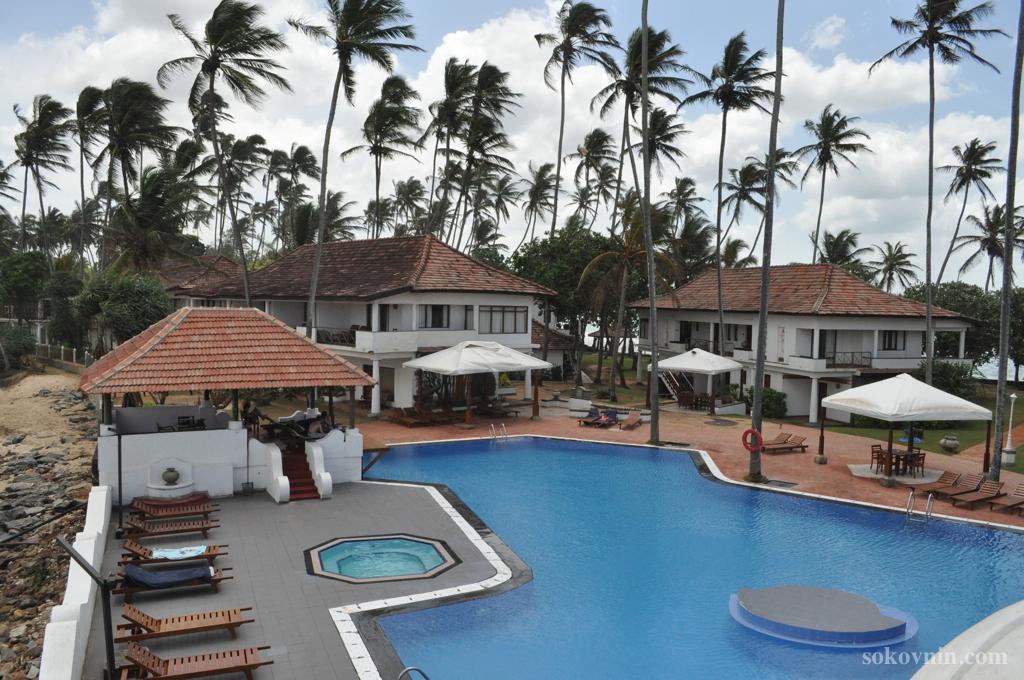 Отель Dickwella Resort на Шри-Ланке