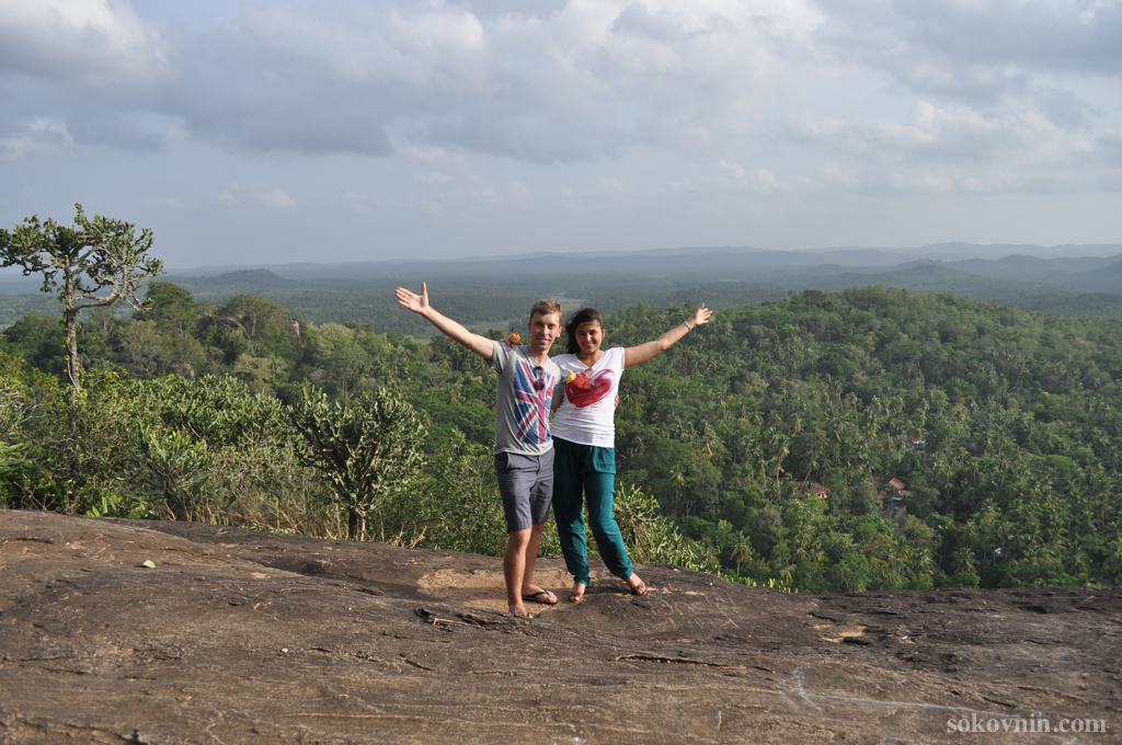 Мы на Шри-Ланке