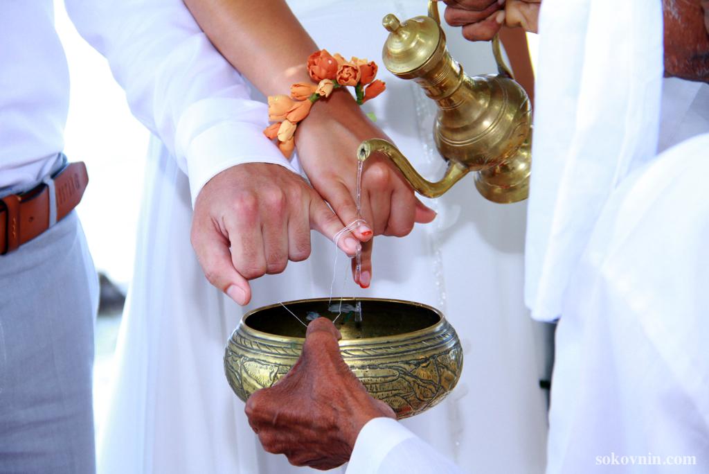 Наша свадьба на Шри-Ланке