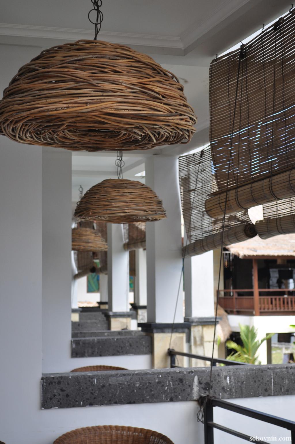 Отель Экосфера для сёрферов на Бали