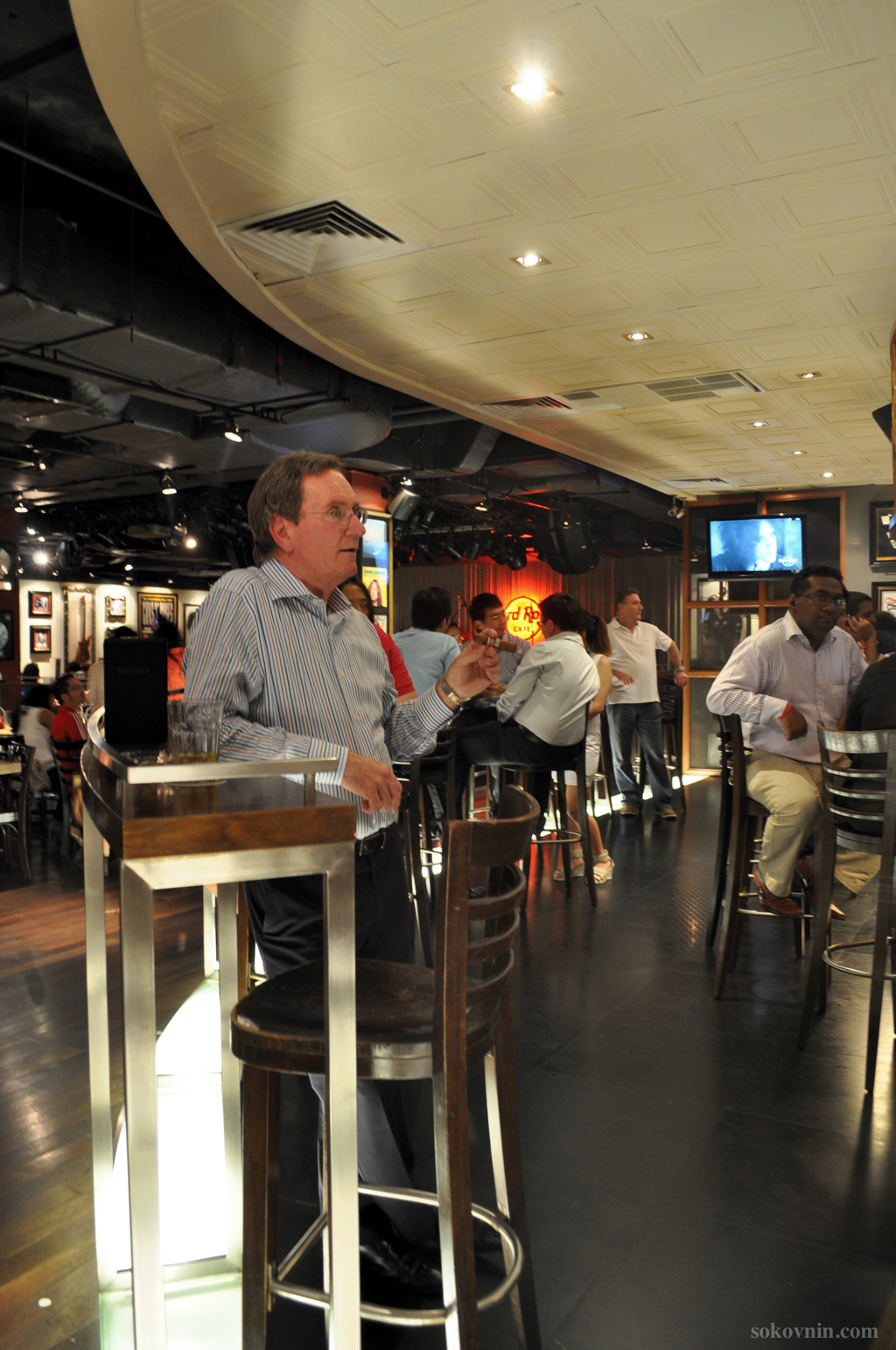 ХардРокКафе в Куала-Лумпуре