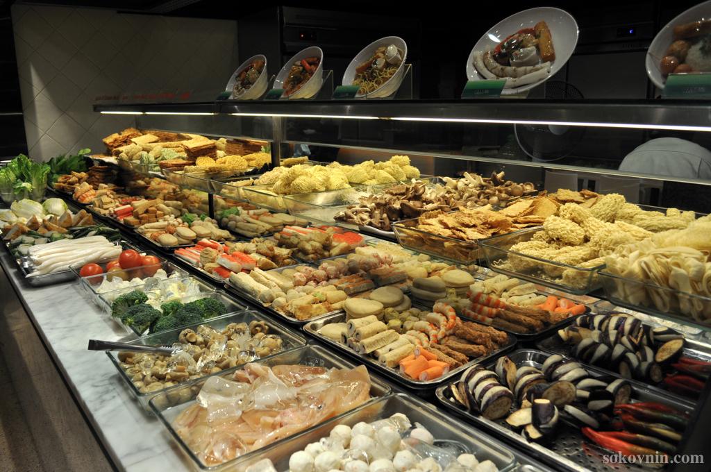 Где поесть в Куала-Лумпуре