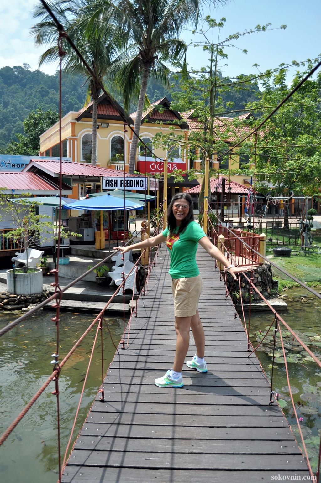 Путешествие на Лангкави