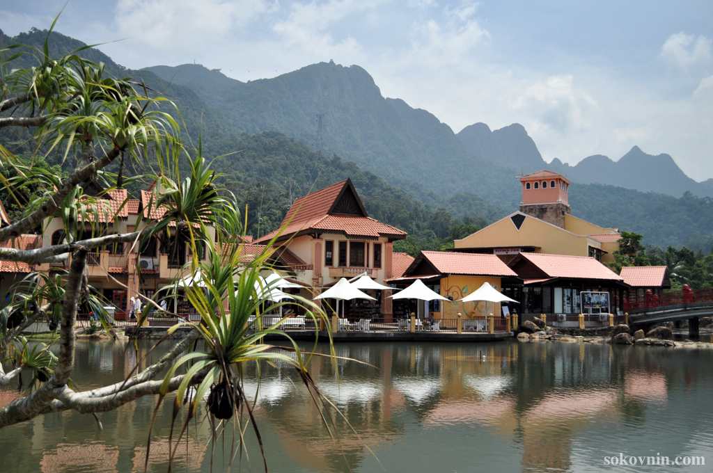 Oriental Village на Лангкави