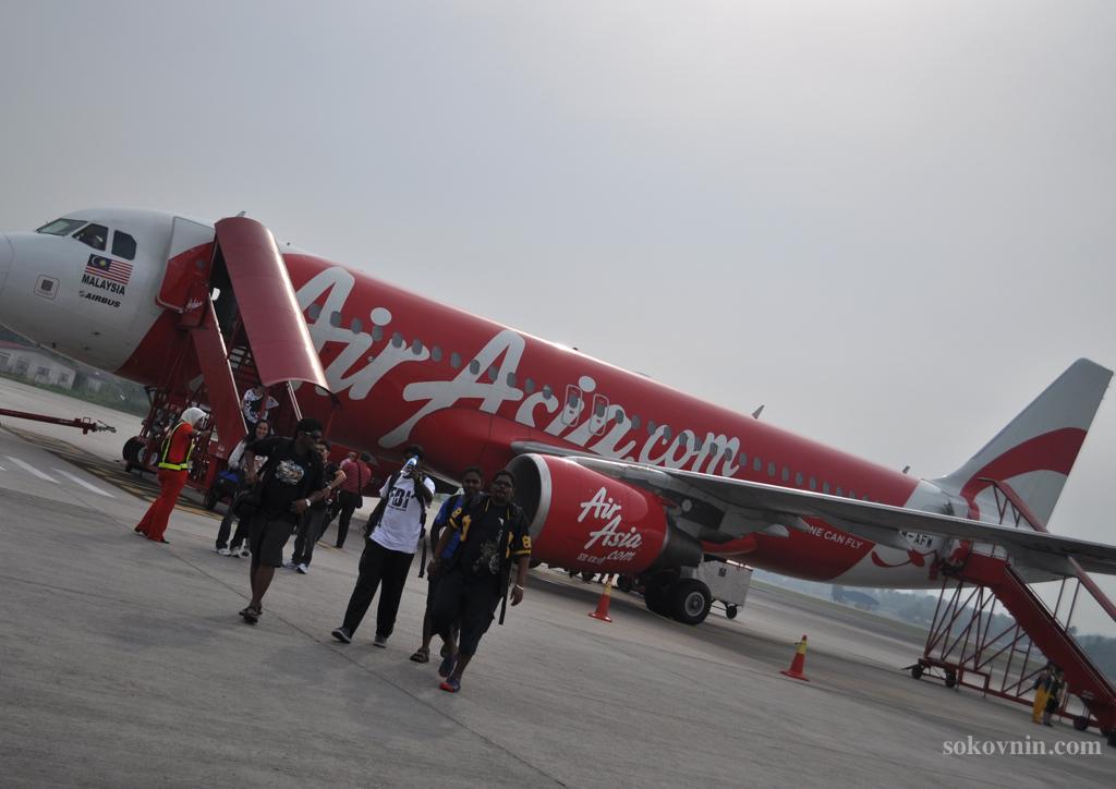 Самолёт до Лангкави