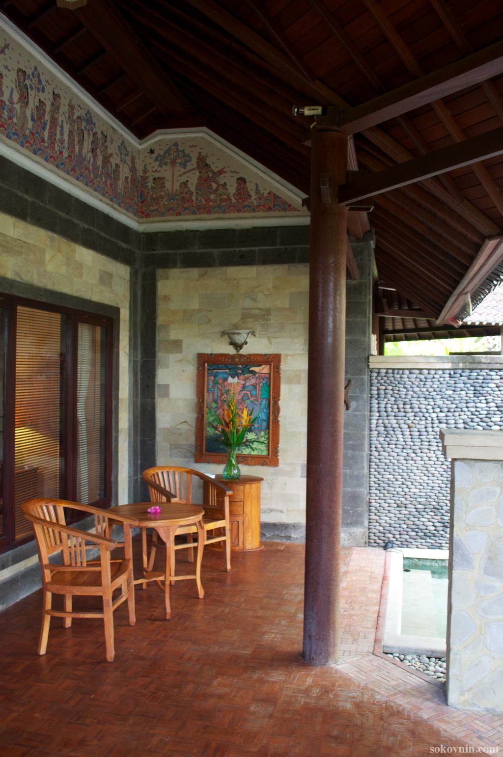 Вилла Kishi-Kishi на Бали