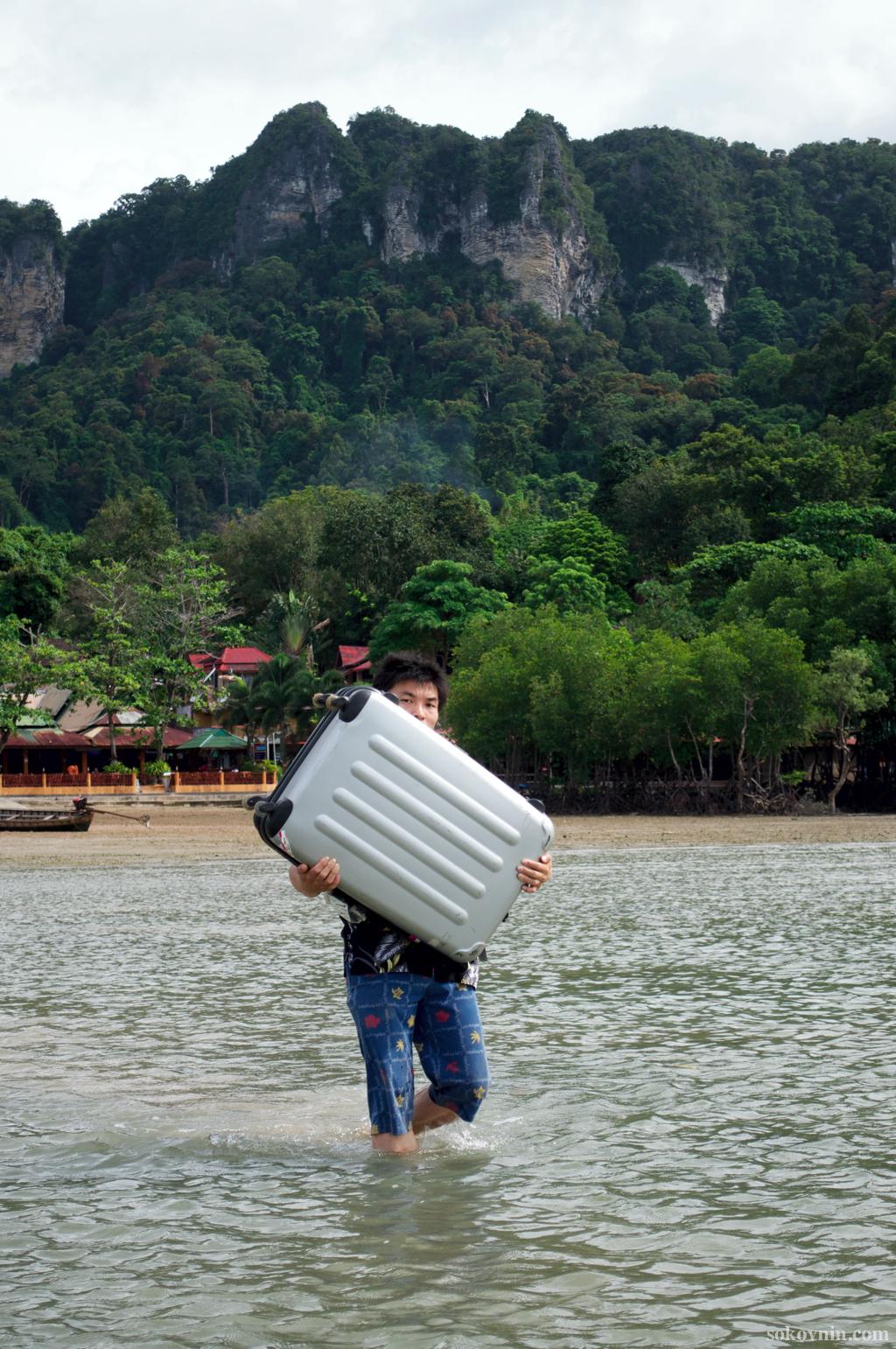 Пешком по Таиланду