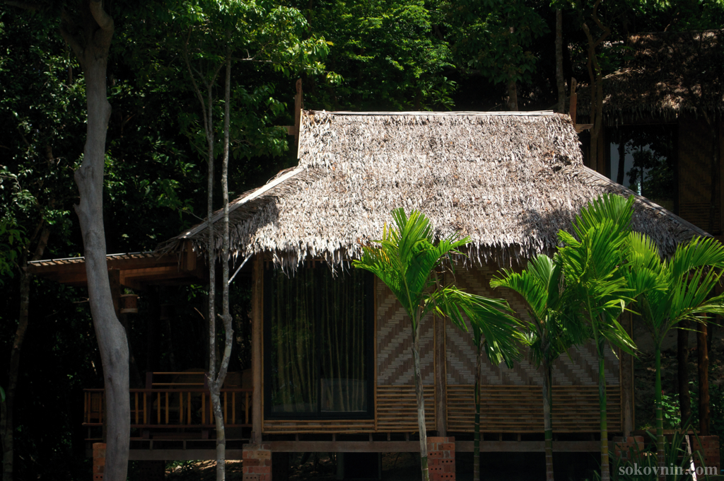 Домик в Таиланде