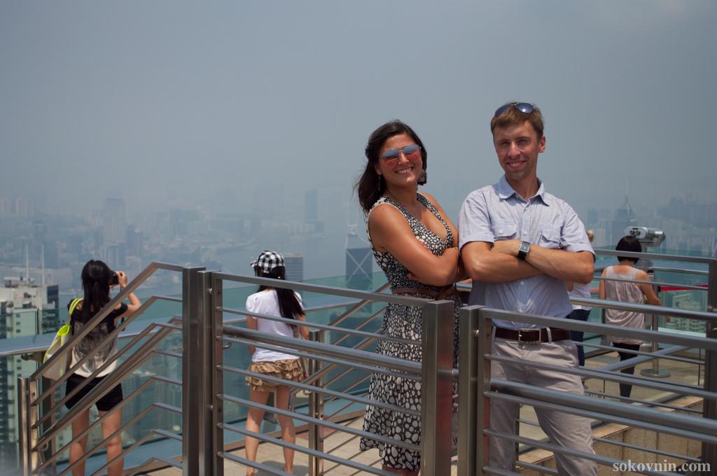 Мы в Гонконге