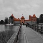 Замок Тракай и старый Вильнюс