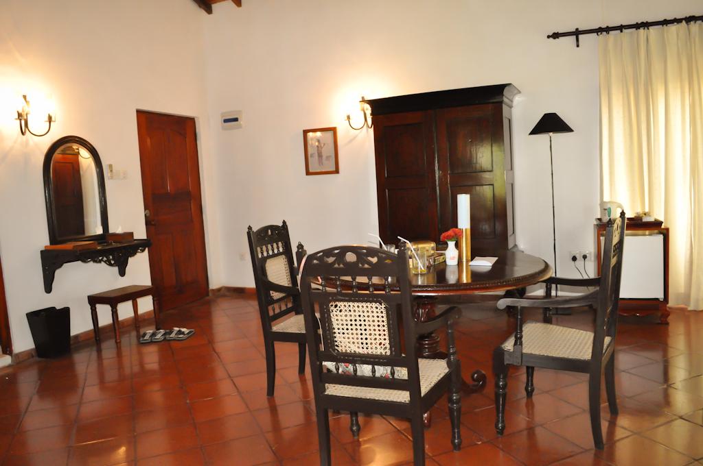 Наш отель на Шри-Ланке